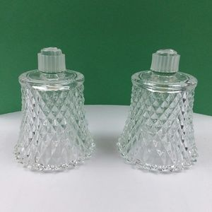 Votive Cups Homco Home Interior Candle Holders 2pc